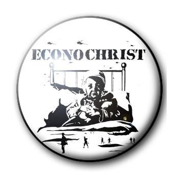 BADGE ECONOCHRIST