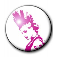 BADGE PUNK GIRL (2)