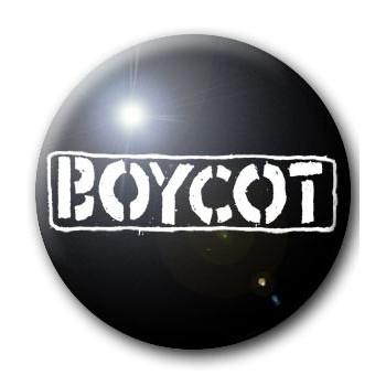 BADGE BOYCOT
