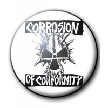 BADGE CORROSION OF CONFORMITY