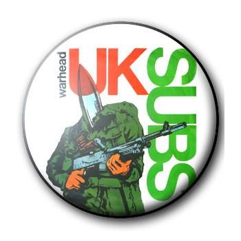 BADGE UK SUBS
