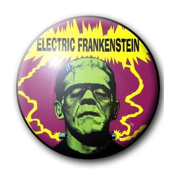 BADGE ELECTRIC FRANKENSTEIN