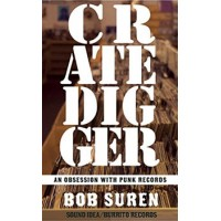 CRATE DIGGER - AN OBESSION WITH PUNK RECORDS