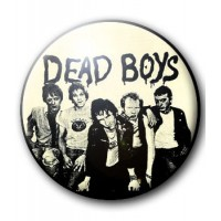 BADGE DEAD BOYS