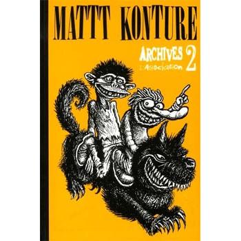 MATTT KONTURE ARCHIVES