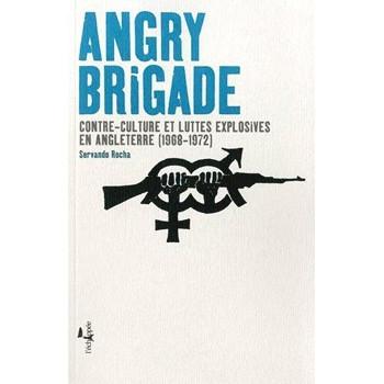 LIVRE ANGRY BRIGADE