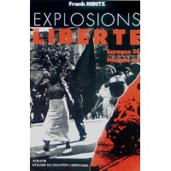 LIVRE EXPLOSIONS DE LIBERTE
