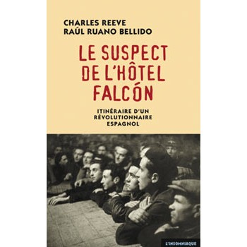 LIVRE LE SUSPECT DE L'HOTEL FALCON