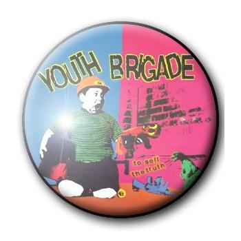 BADGE YOUTH BRIGADE