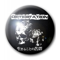 BADGE DETESTATION