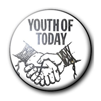 BADGE YOUTH OF TODAY
