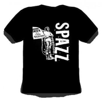 T-SHIRT SPAZZ (RECTO)