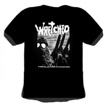 T-SHIRT WRETCHED