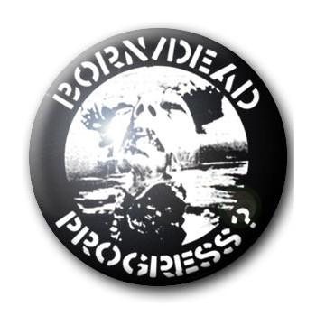 BADGE BORN/DEAD