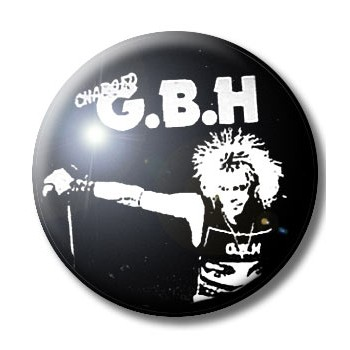 BADGE CHARGED GBH