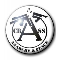 BADGE CRASS (ANARCHY & PEACE)