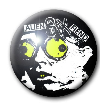 BADGE ALIEN SEX FIEND