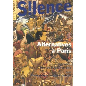 SILENCE - LOT DE 3 REVUES (337/338/340)