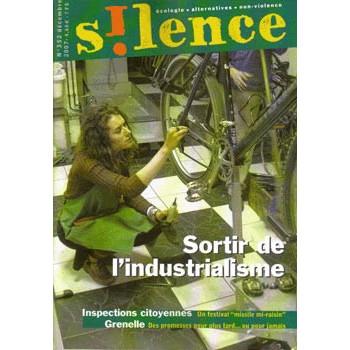 SILENCE - LOT DE 3 REVUES (352/353/354)