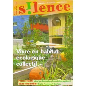 SILENCE - LOT DE 3 REVUES (358/370/371)