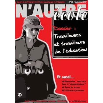 N'AUTRE ECOLE - LOT DE 3 REVUES (15/16/19)