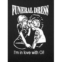 PATCH FUNERAL DRESS