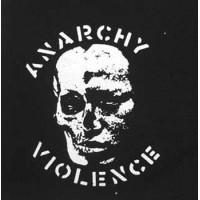 PATCH G.I.S.M (ANARCHY VIOLENCE)