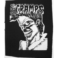 PATCH THECRAMPS (BAD MUSIC FOR BAD PEOPLE)