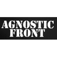 PATCH AGNOSTIC FRONT