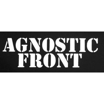PATCH AGNOSTIC FRONT