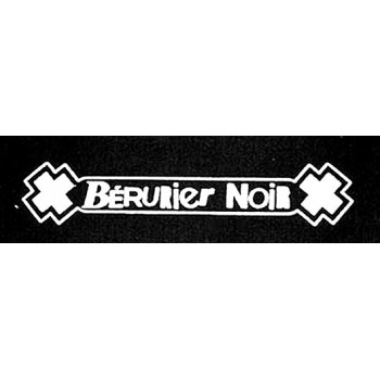 PATCH BERURIER NOIR