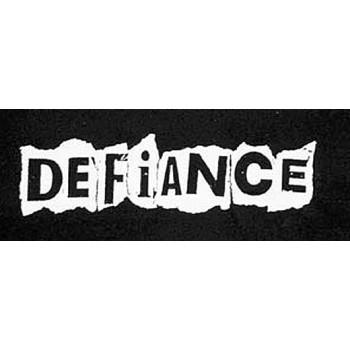 PATCH DEFIANCE