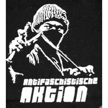 PATCH ANTIFASCHISTISCHE AKTION