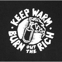 PATCH KEEP WARM BURN OUT THE RICH