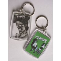 PORTE CLEFS THE CRAMPS