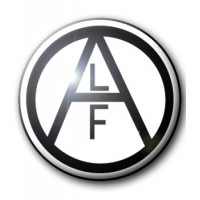 BADGE ANIMAL LIBERATION FRONT (ALF)