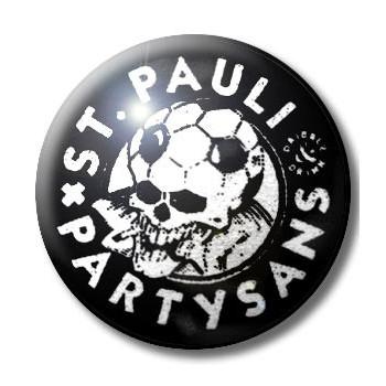 BADGE ST PAULI PARTYSANS