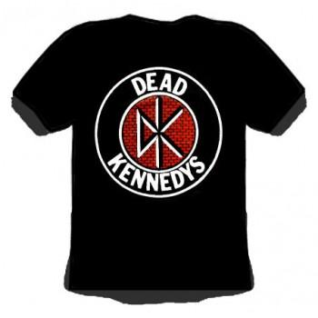 T-SHIRT DEAD KENNEDYS - LOGO