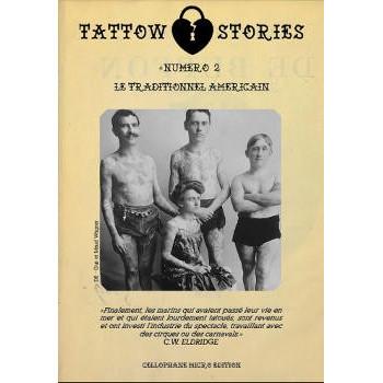 TATTOW STORIES N°2