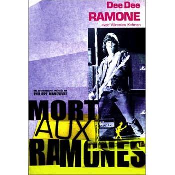 livre MORT AUX RAMONES