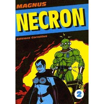 bd NECRON Tome 2 magnus