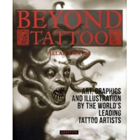 livre art tatouage BEYOND TATTOO Allan Graves - Graffito books