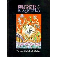 livre tatouage art BULL'S EYES & BLACK EYES MICHAEL MALONE