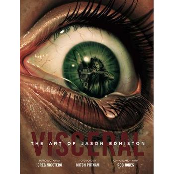 livre VISCERAL – THE ART OF JASON EDMISTON