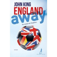 livre ENGLAND AWAY john king