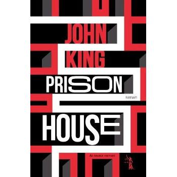 livre PRISON HOUSE john king