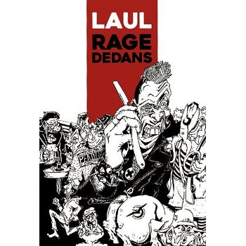 livre RAGE DEDANS Laul