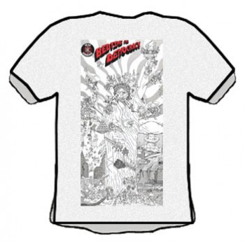 T-SHIRT DEAD KENNEDYS (BEDTIME FOR DEMOCRACY)