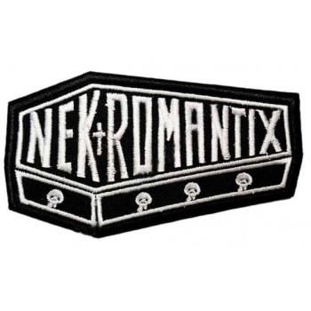 NEKROMANTIX - PATCH BRODÉ