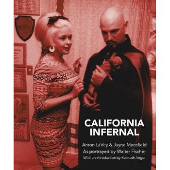 livre CALIFORNIA INFERNAL : ANTON LAVEY & JAYNE MANSFIELD